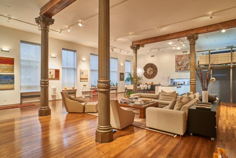 apartment, loft, contemporary, modern,