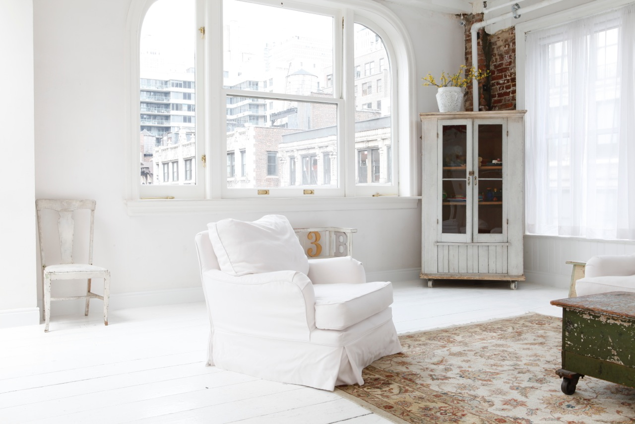contemporary, traditional, loft, white, light, rooftop,