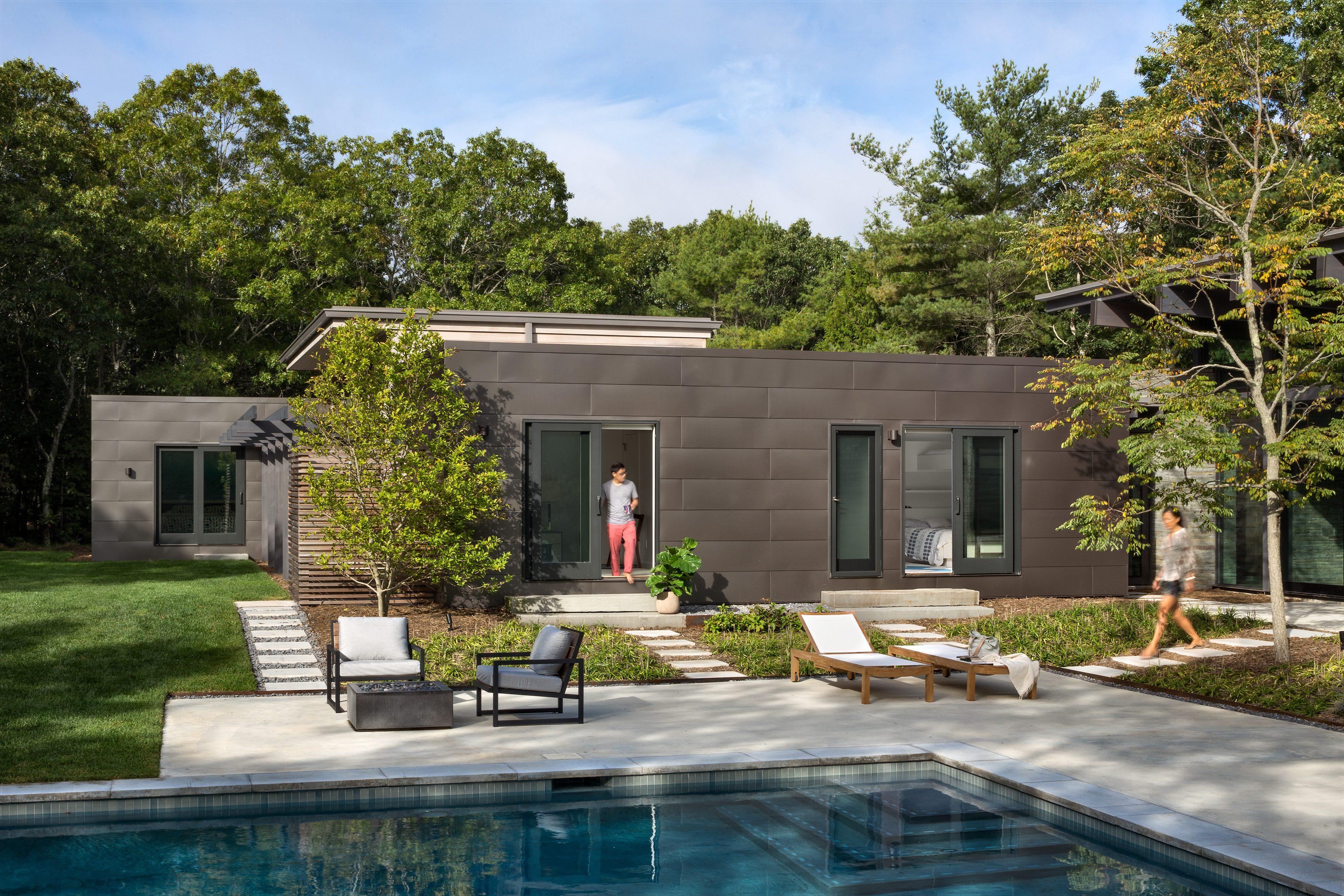 modern, contemporary, pool, light, deck, Hamptons, kitchen, bathroom, glass,