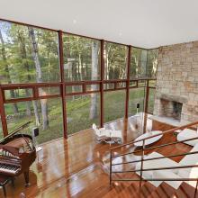 modern, contemporary, glass, light, pool, kitchen, wood, bathroom, piano,