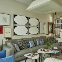 apartment, contemporary, modern,