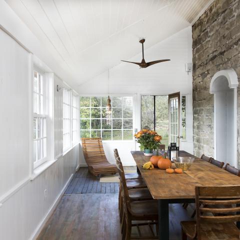 stone, farm, barn, rural, pool, kitchen,