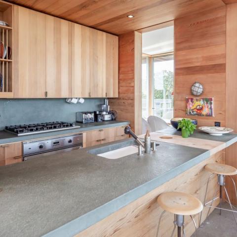 modern, beach, Hamptons, pool, glass, light, airy, deck,