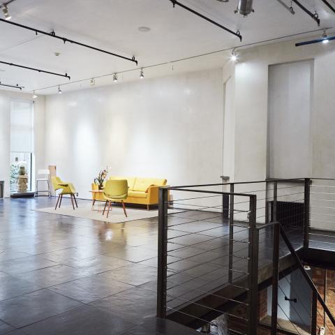 apartment, loft, terrace, contemporary, studio,
