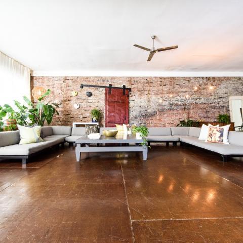loft, apartment, light, industrial, contemporary,