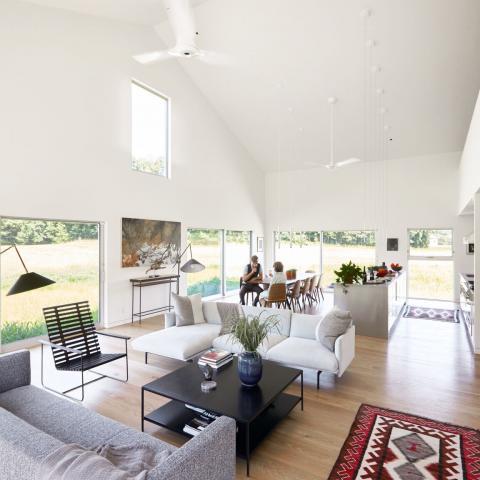 rural, contemporary, modern, light, airy, kitchen, bathroom, barn,