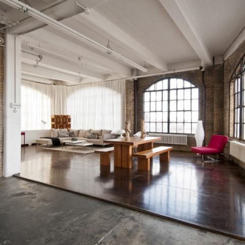 industrial, office, loft, light,