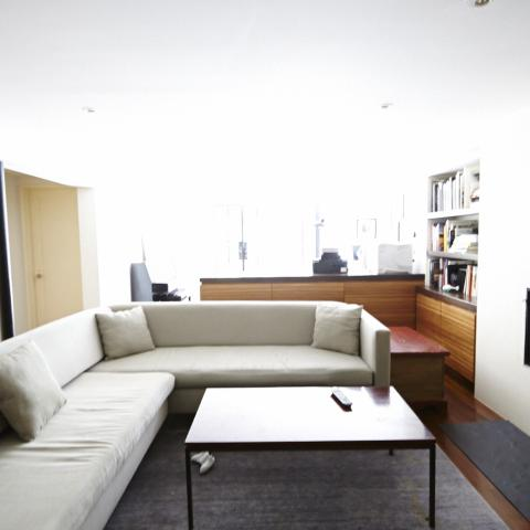 townhouse, contemporary, kitchen,