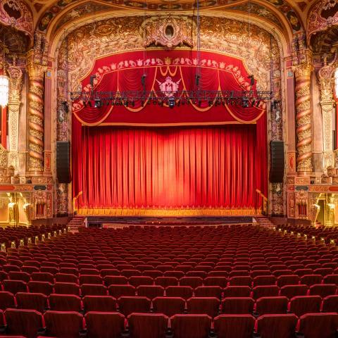 theater, ornate, upscale,
