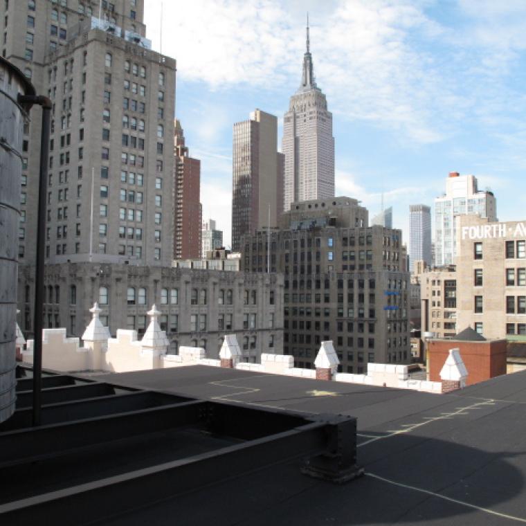 rooftop,