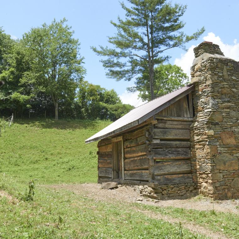 farm, farmhouse, field, water, pond, rural, stone, barn, Asheville,