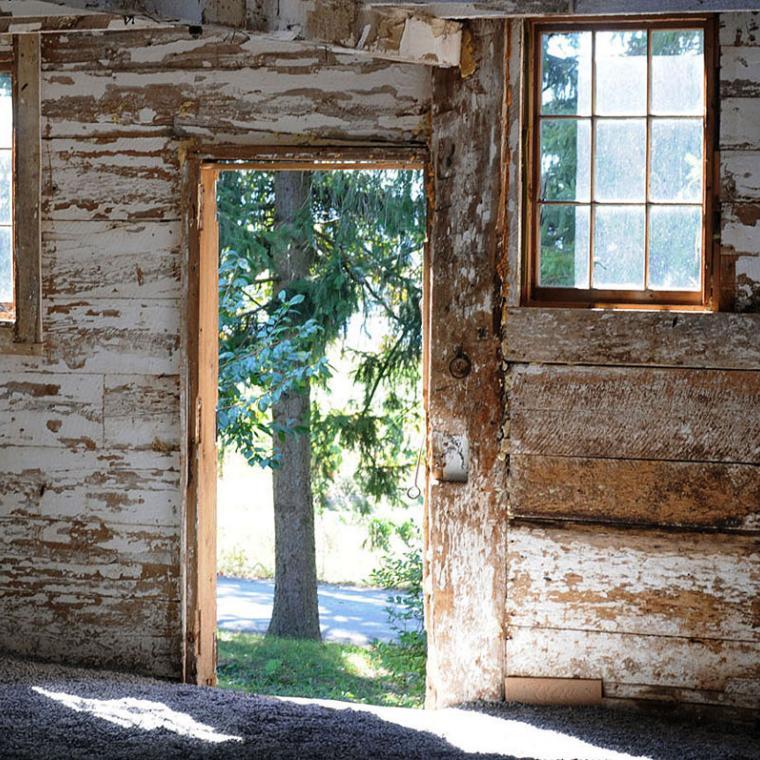 farm, farmhouse, rural,