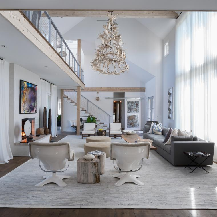 Hamptons, pool, deck, light, airy, upscale, contemporary,