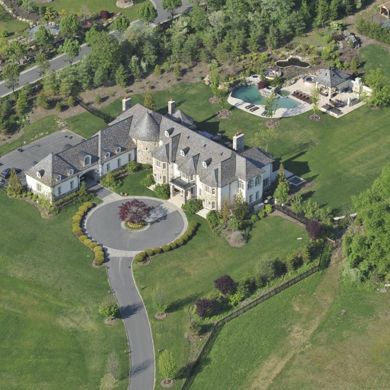 pool, garden, piano, mansion, estate,