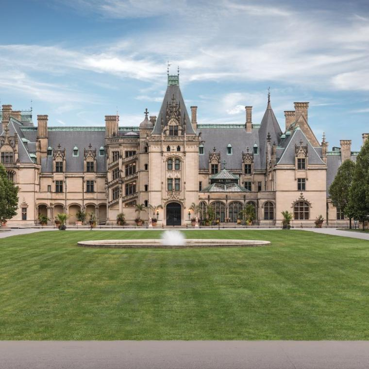 estate, mansion, grand, upscale, greenhouse, pond, terrace,