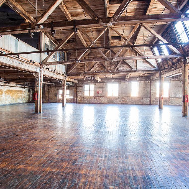 studio, loft, rooftop,