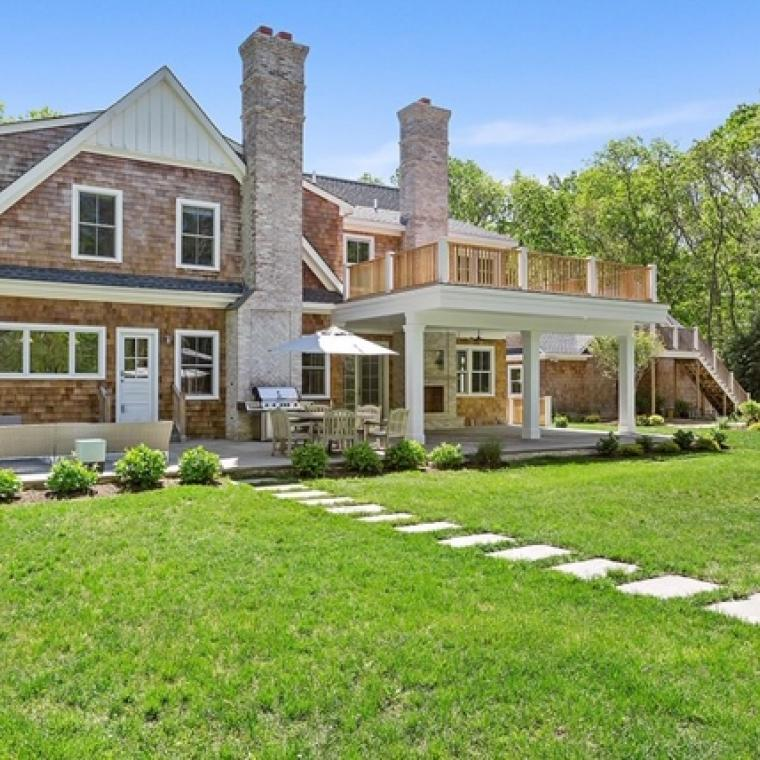 Hamptons, contemporary, pool, porch, patio, deck,