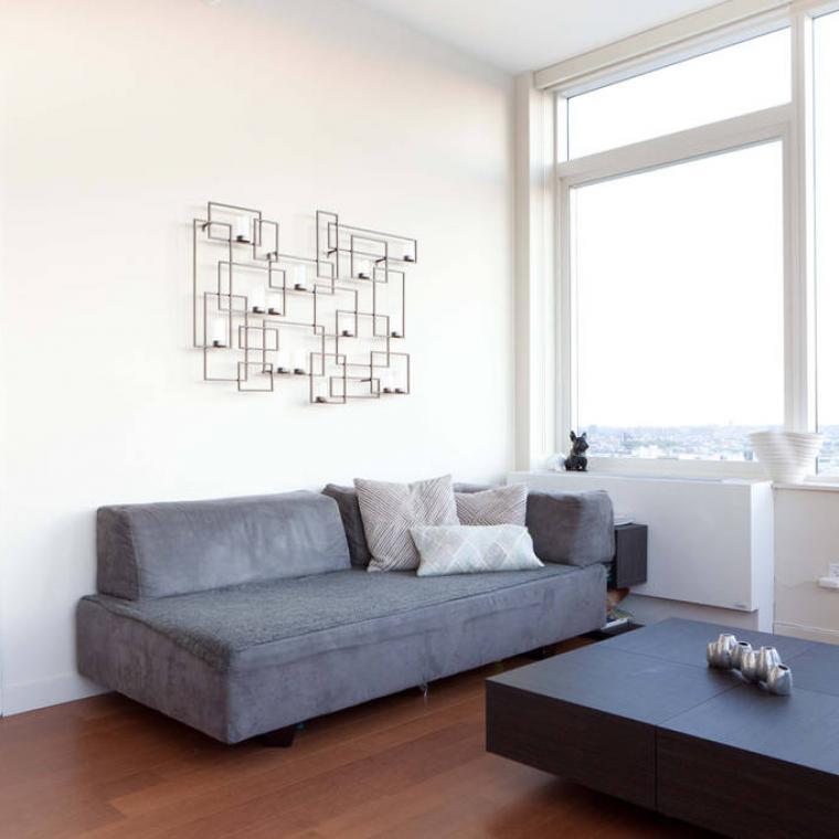modern, contemporary, light, apartment,