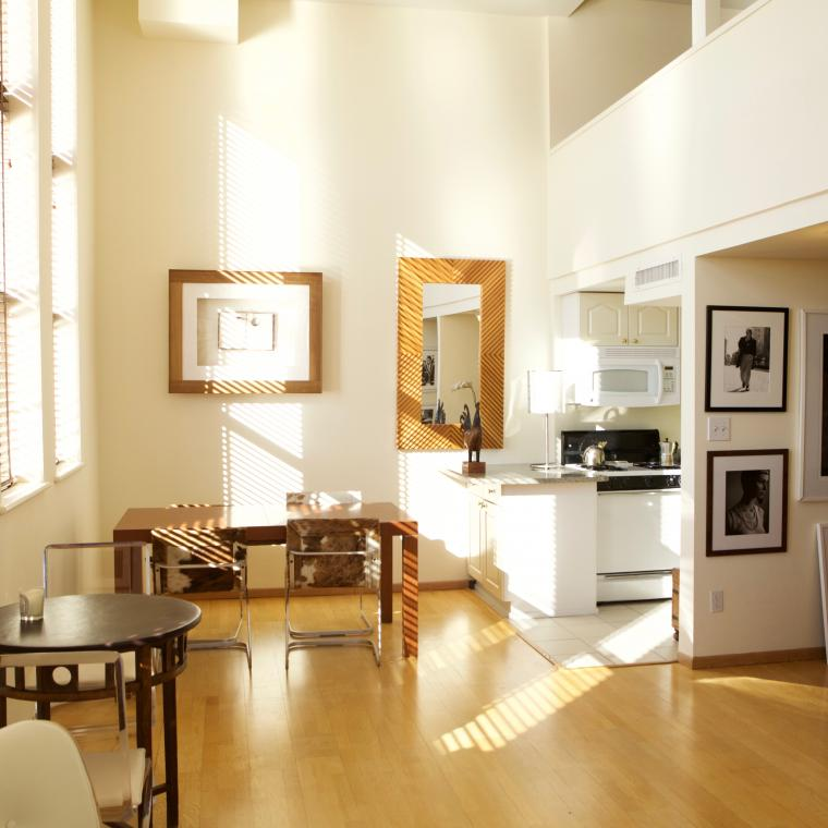 apartment, loft, modern, contemporary, light,
