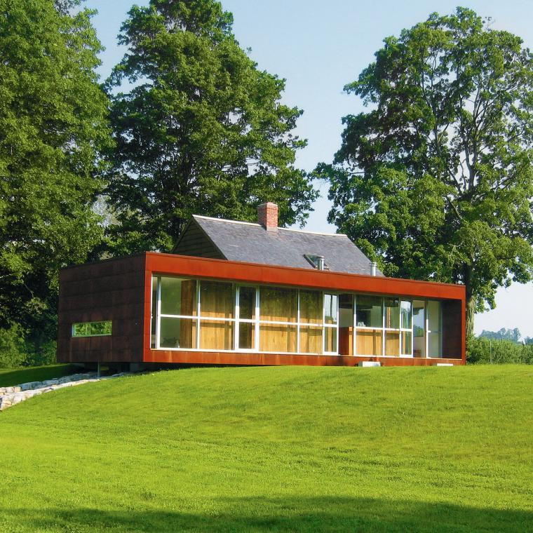 rural, barn, modern, contemporary, light, white, airy,