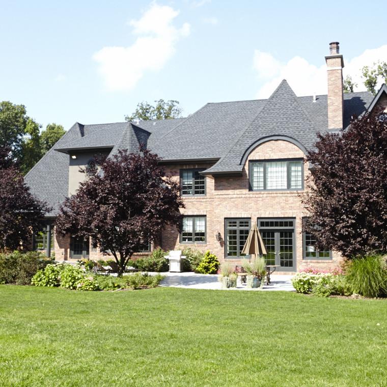 suburban, traditional, contemporary,