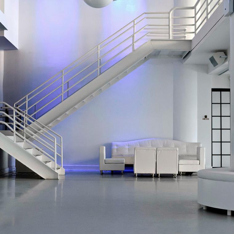 modern, white, light,