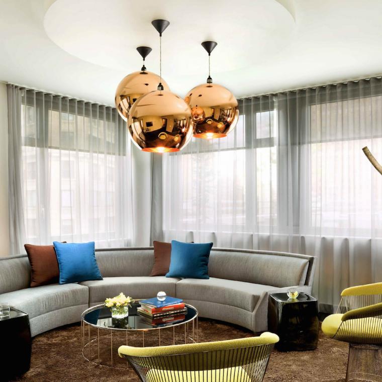 hotel, modern,