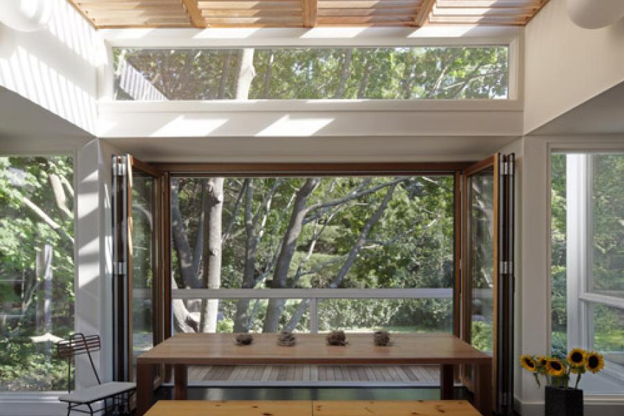 modern, pool, glass, light, Hamptons,