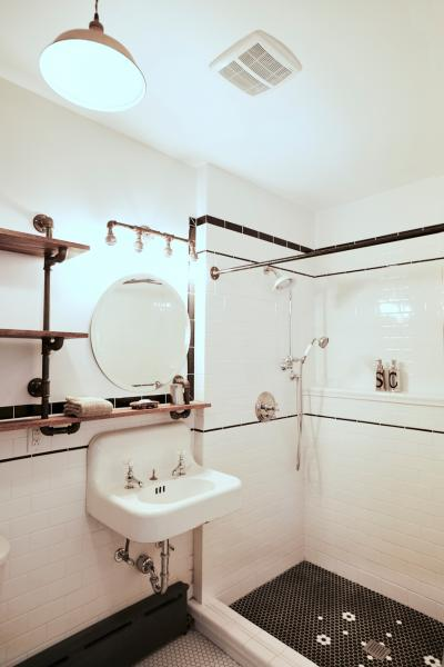 bedroom, bathroom, kitchen, hotel,