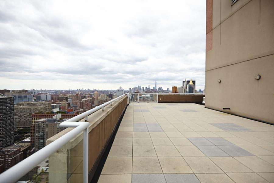 contemporary, rooftop, apartment,