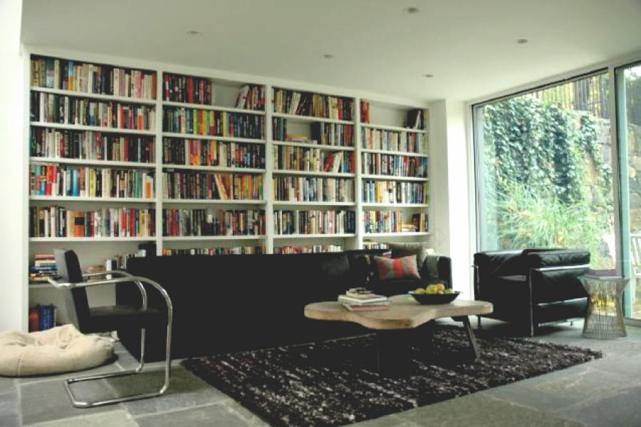 modern, contemporary, minimal, lawn, clean, glass, garden, pool,