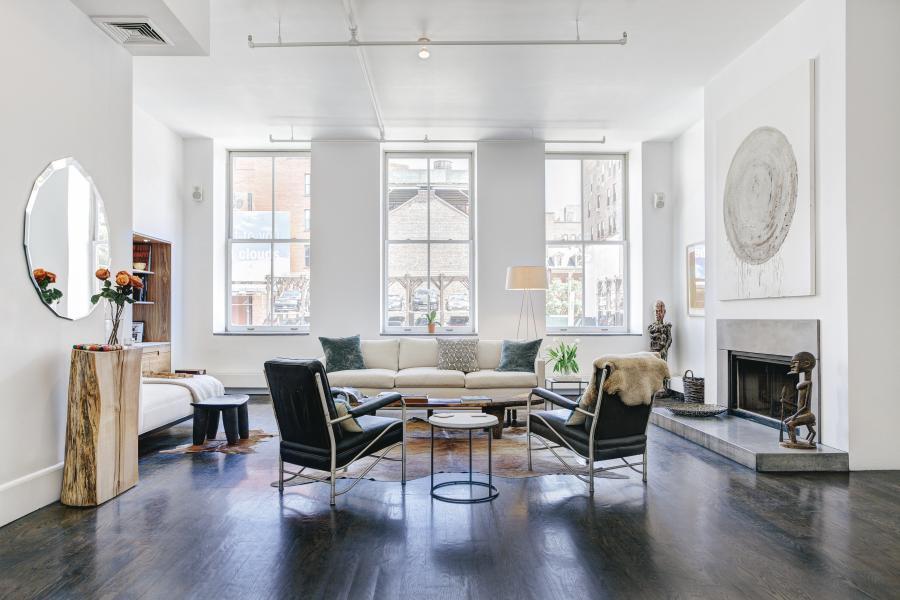 apartment, loft,