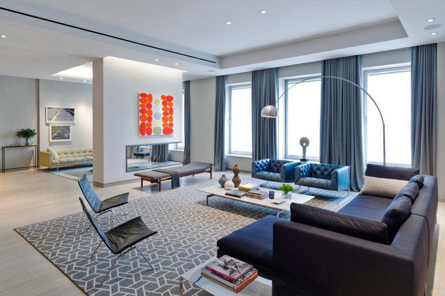 apartment, loft, modern, contemporary,