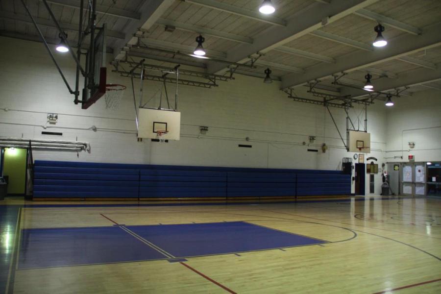 pool, gym, basketball, dance,