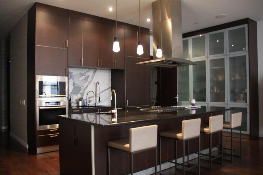 loft, apartment, contemporary, bathroom, kitchen, rooftop,