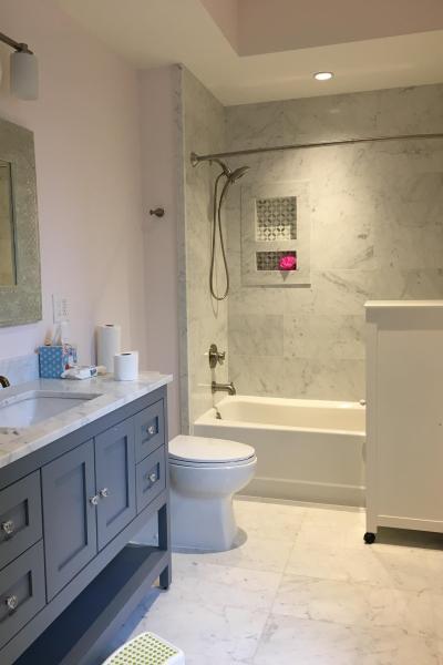 suburban, stone, kitchen, bathroom,