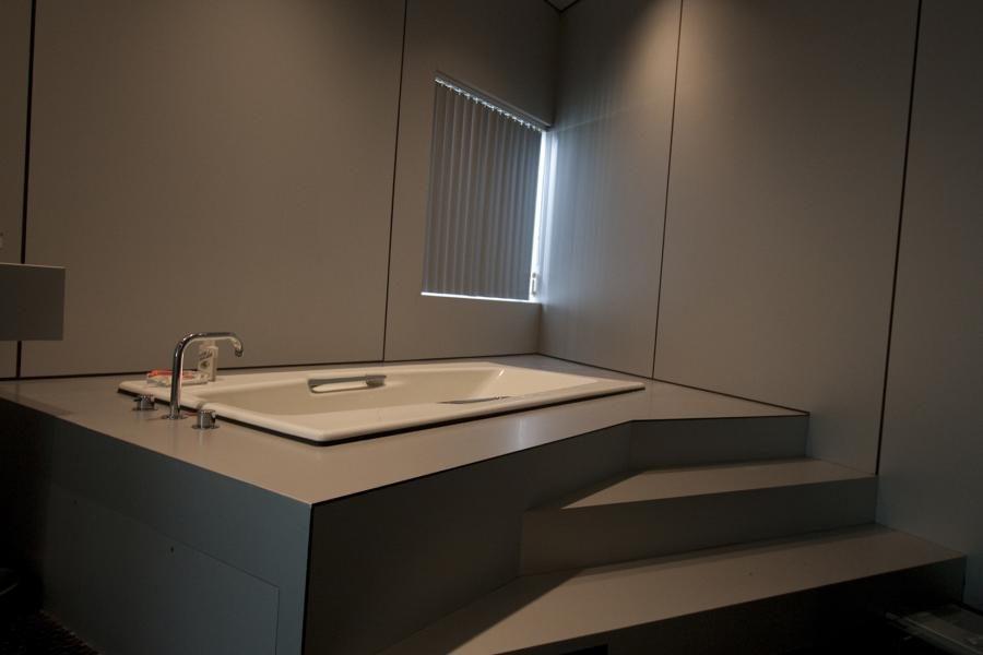 upscale, modern, glass, light,