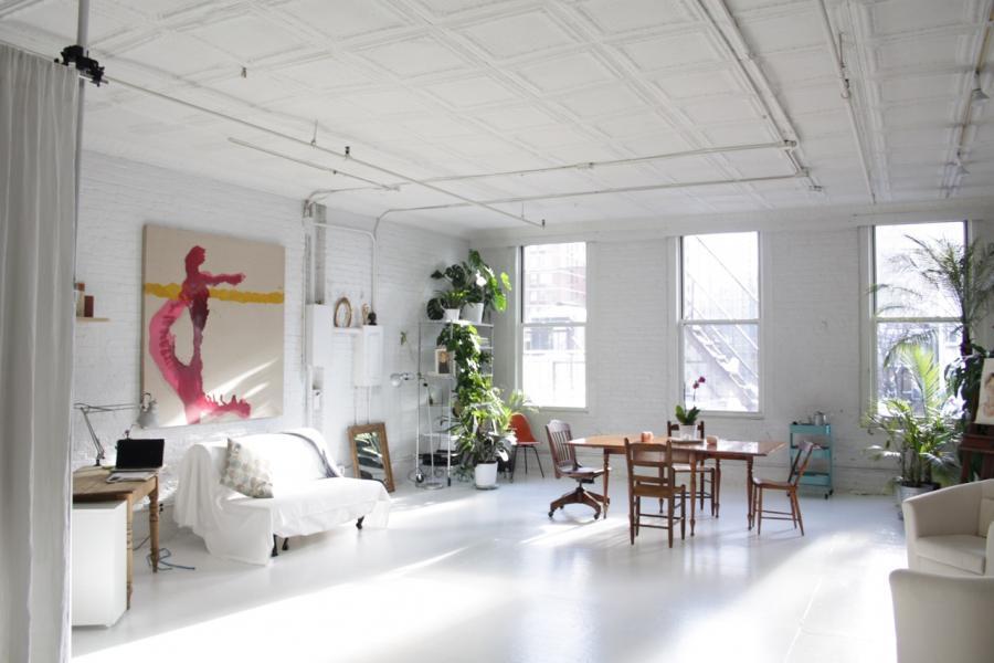 loft, rooftop, bohemian,