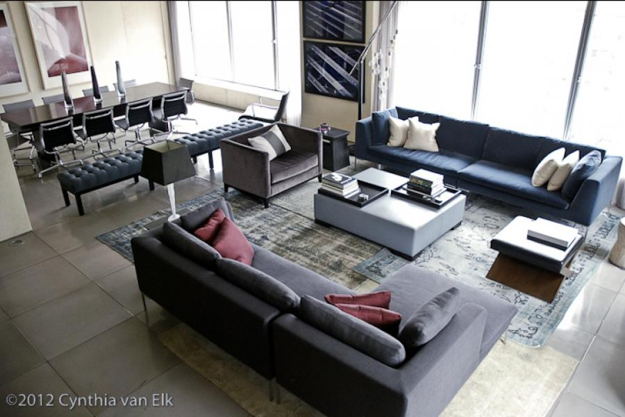apartment, contemporary, upscale, modern, rooftop, kitchen, bathroom, modern, light, penthouse, apartment