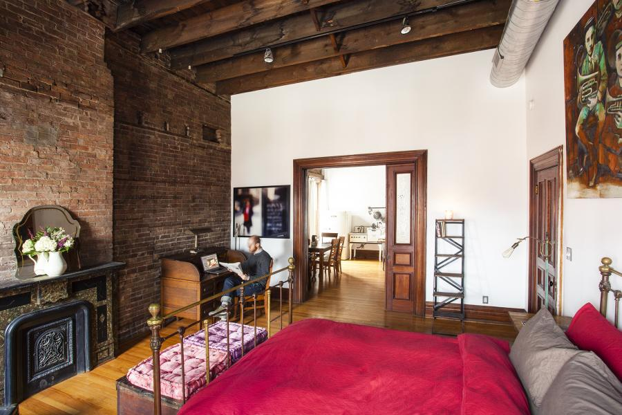 hotel, contemporary, traditional, bedroom, bathroom,