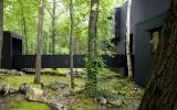 modern, contemporary, pool, bar, patio, wooded, fireplace, pool table, deck,