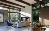 modern, contemporary, pool, light, deck, Hamptons, kitchen, bathroom, glass,