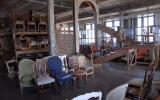 apartment, artist loft, bohemian, colorful, distressed, eclectic, textured walls, traditional,