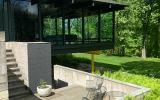 modern, minimal, minimalist, light, glass, patio, lake,