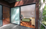 modern, contemporary, light, airy, wooded,